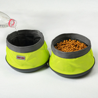 Folding Travel Pet Bowl