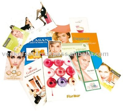 Brochure, Magazine, Catalogue, Insert, Flyer etc.