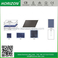 good energy saving poly system for 18v 240w polycrystal solar panel