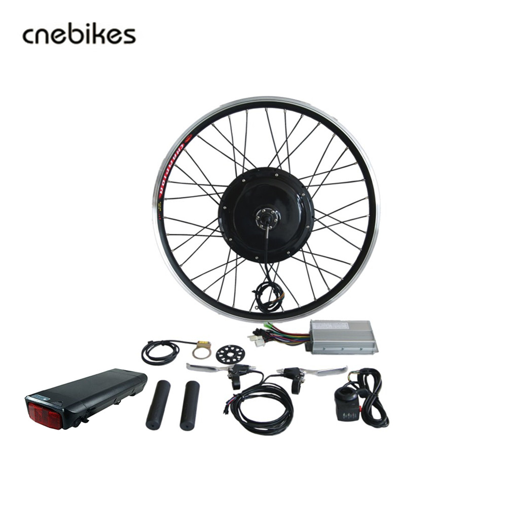 2018 good quality and price chinese factory electric bike conversion kits hub motor