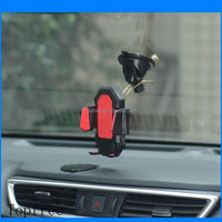 Private model in stock cheap price smart phone mount on car dashboard gps cushion for garmin
