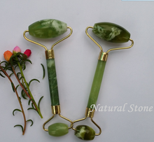 $290 include 100 pcs roller DHL free shipping natural jade Xiuyan jade massager roller