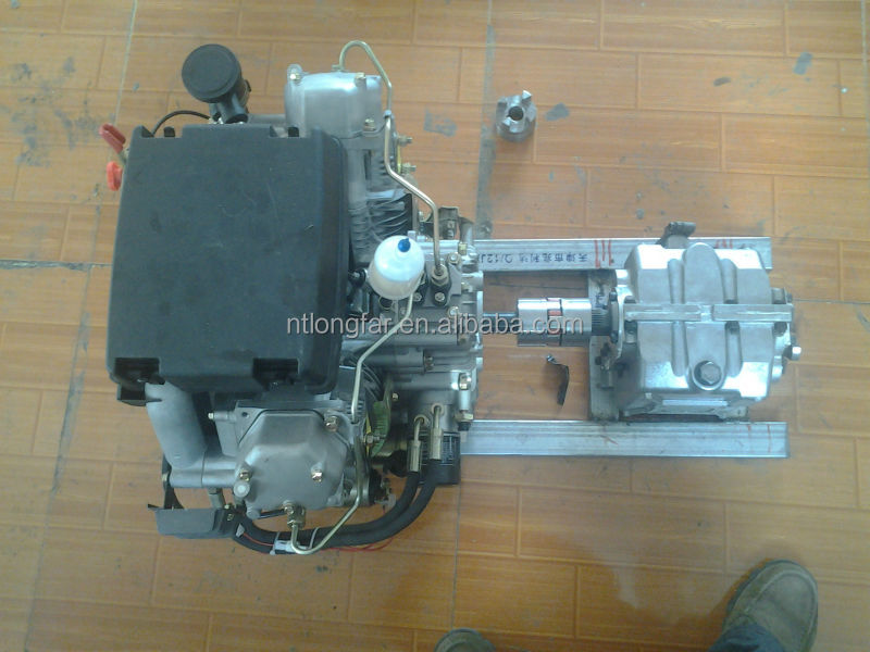 small power marine inboard diesel engine D40H