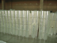 Perforated Polyolefin/PO/POF Shrink Film