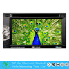 2016 6.95 inch touch screen car dvd player,6.95 Inch Car DVD Players Bluetooth MP5 GPS , 2 din dvd player XY-D6695