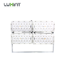 no fan high power low energy consumption hot selling 400W full spectrum led grow light for herbal medical plants