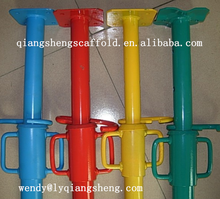 Q235/Q345 props expandable Galvanized telescopic prop