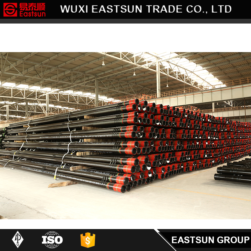 Gas And Water Field Flexible Metal J55 Oil Tubing