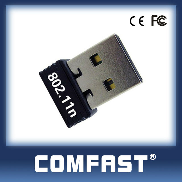 Mini access point Comfast wireless tablet pc network cards CF-WU710N 150m 802.11n for desktop&laptop&telephone