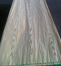 okoume veneer 0.3mm artificial white apricot timber recon face veneer sheets supplier