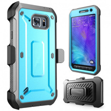 Hot Selling New Belt Clip Holster with Built-in Screen Protector Best Waterproof Case Anti-shock for Samsung Galaxy S7/S7EDGE