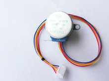 Shenzhen Supplier 28BYJ-48 DC Stepper Motor for Robot
