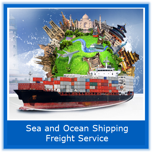 consolidation container sea freight to dubai from Guangzhou