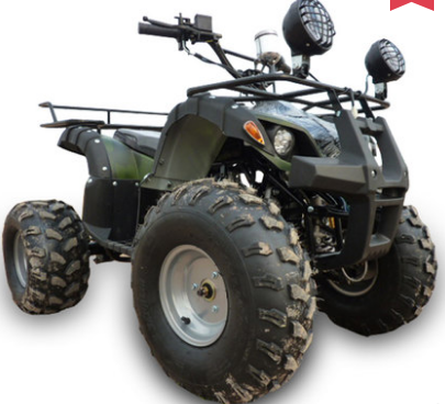 Trade Assurance 2016 Cheap Price four stroke electric atv for sale