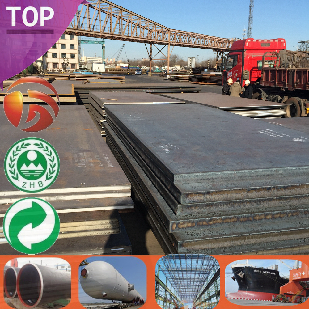 St52 10mm manganese steel plate Building Material manganese steel plate st52