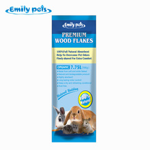 Emily Pets Wood Shaving for Small Pets Apple