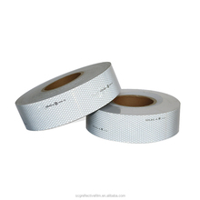 Hefei White Color pvc solas Reflective Tape for Marine
