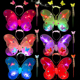 2017 LED Angel Wing, Light Up Fairy Wing, Kids Butterfly Wings