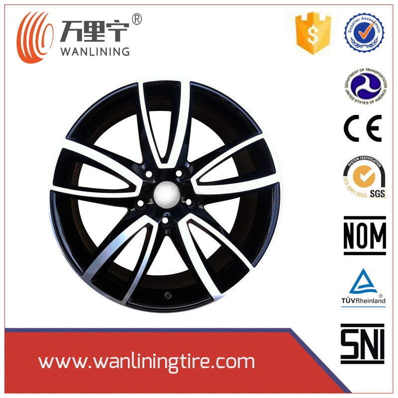 new design 13x5.5 alloy rim car wheels for racing car