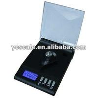 0.001g 30g Digital Portable Pocket Carat Diamond Scale