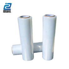 Customized color PE/PVC Material shrink stretch wrap/film