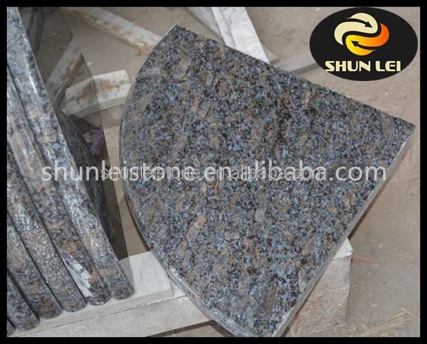 Superficie rugosa barato granito suelo de baldosas azulejo for Granito barato precio