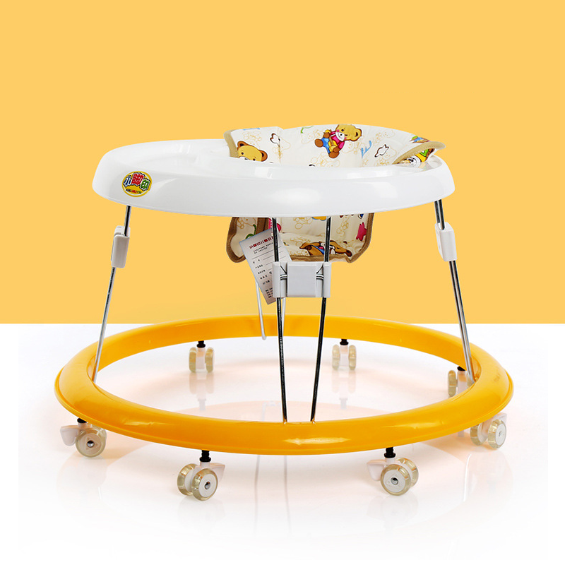 best new first steps portable round baby walker standing walker for babies