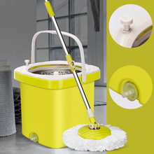 Newest Sale Top Grade Household assemble 360 spin magic mop