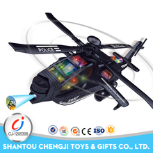 New electric toy swat helicopter rc small aircraft with music light