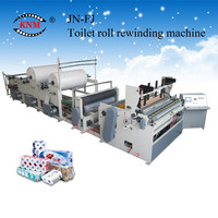 JN-FJ Perforated toilet paper rewinding machine (production line)