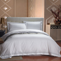100% Cotton Commercial Bed Linen For Hotels