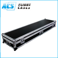 Manufacturer in China Electric music keyboard case with wheels and handles for sale