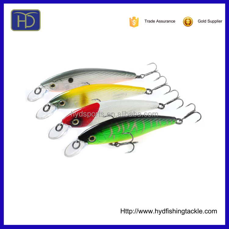 High Quality Fishing Lure Swimming Minnow Lure