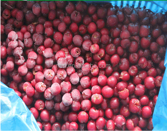 Frozen style sour cherry Chinese A grade