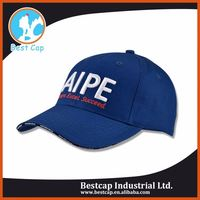 Blue decorative hot selling cap and hat,outdoor sport promotion cap
