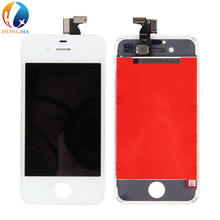 Hot selling OEM phone lcd for iphone 4s lcd screen display assembly digitizer