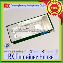 RX Newest Style of Superb Quality and Beautiful Appearace with Low Price Container Hotel/House/Home from China