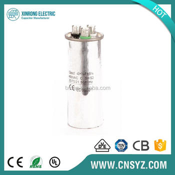 Strong capacitor for air conditioning