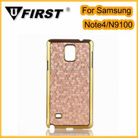 Latest designs waterproof case for samsung galaxy note 4 , Shining bling case for samsung galaxy Note4