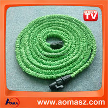 Adjustable Rubber Material Double Latex Expandable Garden Hose