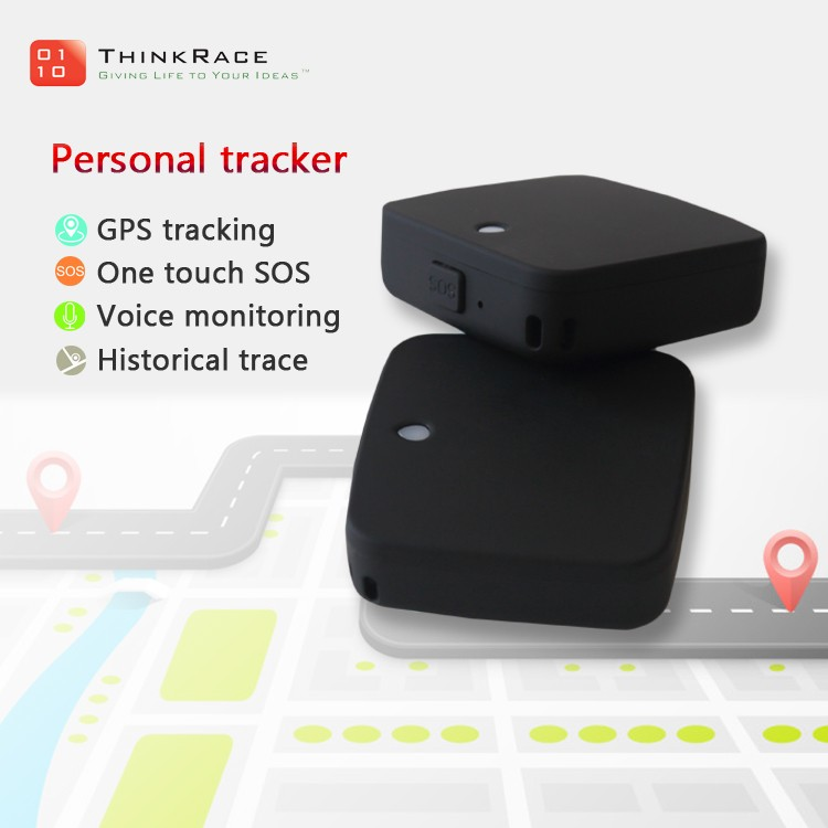 2017 Thinkrace Cheap and Stable gprs gps tracker with Long Life Battery