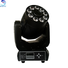Moving Head Spot Led 90w Mini Gobo Projector For Stage Dj