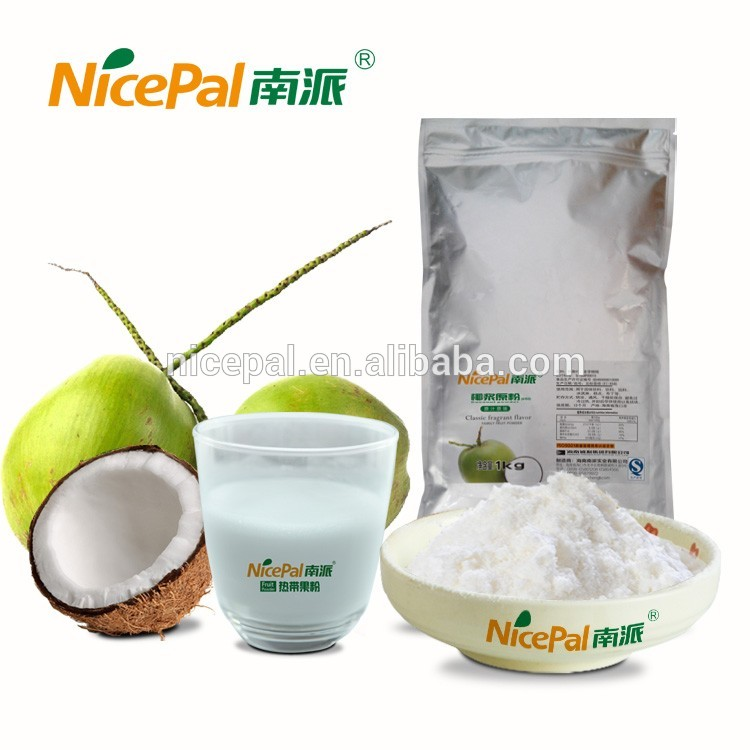 Juice powder coconut milk With free sample
