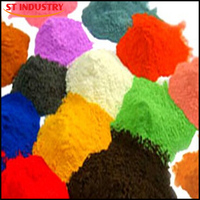 Alibaba Express Best Selling Epoxy Polyester Electrostatic Inorganic powder coating