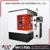 high precision CNC engraving and milling machine 6060 metal engraving machine