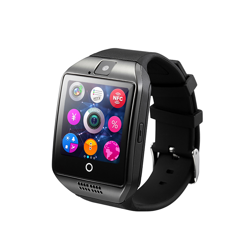 1.54 inch TFT Touch Screen Sim Card Android Smart Watch Q18 Z50, GD19 mobile watch phone wristwatch