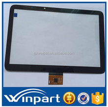 [win part]8 month warranty china low price Chinese tablet 10.1 inch Replacement front glass touch screen for sale in bulk