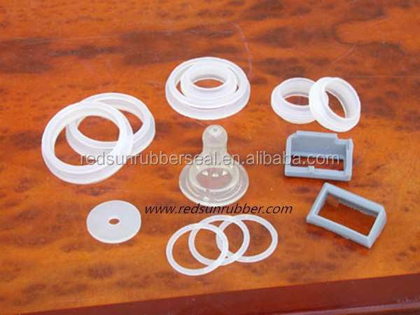 Medical Grade Silicone Parts Manufacturer