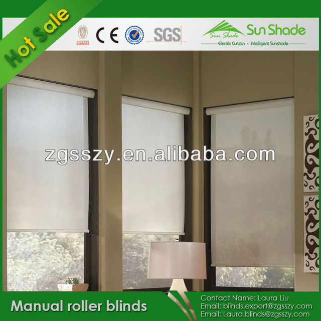 Classic Good Quality Full Light Blocking Shade Roller