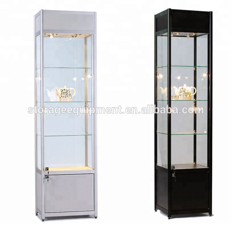 Delicieux Melamine Mdf Glass Perfume Display Cabinet   Buy Glass Perfume Display  Cabinet,Glass Display Cabinet,Glass Display Cabinet With Led Lights Product  On ...